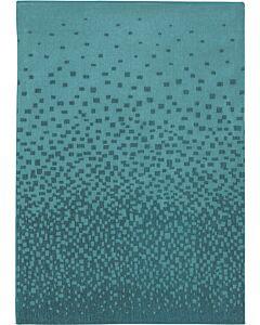 Freya Teal - Flat Weave Rug