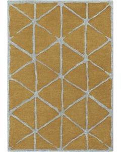 Haldon Ochre - Hand Tufted Rug