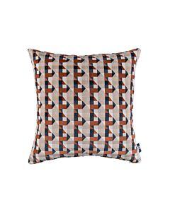 Piccadilly Cushion Burnt Orange