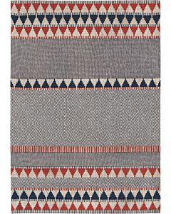 Tobi Indigo - Flat Weave Rug