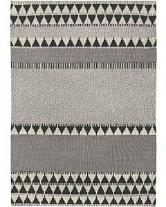 Tobi Onyx - Flat Weave Rug