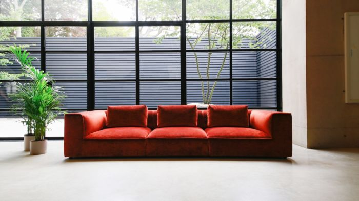 Eli Modular - Large 3 Seater Sectional Sofa