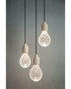 Large Filigrana Pendant Light