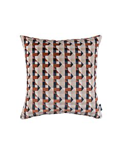 Piccadilly Cushion Burnt Orange