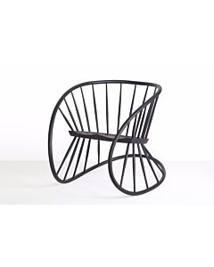 Windsor Rocker - Limited Edition - Ash Stained Black